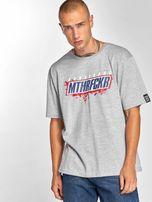 Dangerous DNGRS / T-Shirt MTHRF... in grey