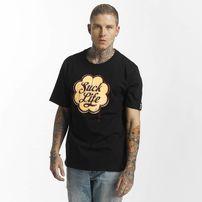 Dangerous DNGRS / T-Shirt SuckLife in black