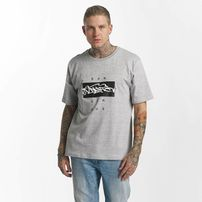 Dangerous DNGRS / T-Shirt Topping in grey