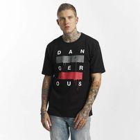 Dangerous DNGRS / T-Shirt Uncaged in black