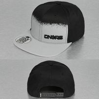 Dangerous DNGRS Two Tone Snapback Cap Grey