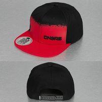 Dangerous DNGRS Two Tone Snapback Cap Red