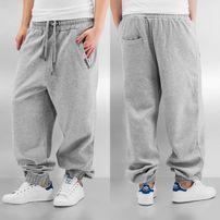 Dangerous DNGRS Waistband Sweat Pants Grey Melange