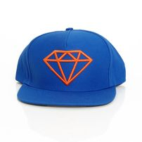 Diamond Supply Co Rock Logo Royal