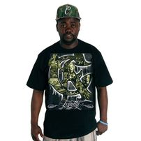 Dyse One CA Collage Tee