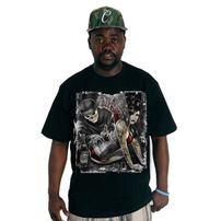 Dyse One Inked T-shirt Black