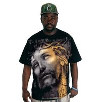 Dyse One My Lord Tee Black