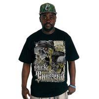 Dyse One Sick N Twisted T-shirt Black