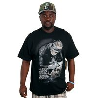 Dyse One Stick 2 The Script Tee Black