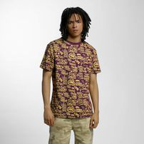 Ecko Unltd. Allover T-Shirt Purple
