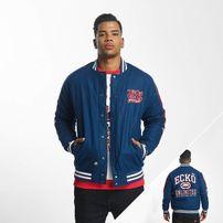 Ecko Unltd. / College Jacket Big Logo in blue