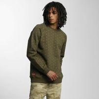 Ecko Unltd. Crew Star Sweatshirt Olive