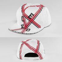 Ecko Unltd. GraceBay  Snapback Cap White