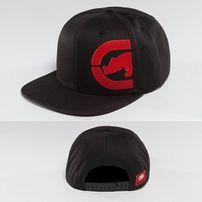 Ecko Unltd. Ushi Snapback Cap Black