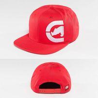 Ecko Unltd. Ushi Snapback Cap Red