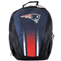 Forever Collectibles NFL Stripe Primetime Backpack PATRIOTS
