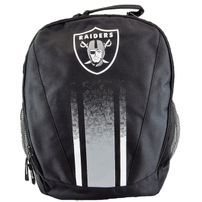 Forever Collectibles NFL Stripe Primetime Backpack Raiders
