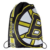 Forever Collectibles NHL Cropped Logo Gym Bag Boston Bruins