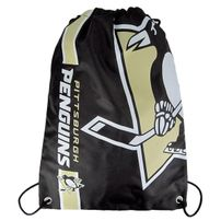 Forever Collectibles NHL Cropped Logo Gym Bag Penguins