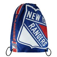 Forever Collectibles NHL Cropped Logo Gym Bag Rangers