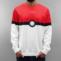Just Rhyse Catch Them Sweatshirt Red/White