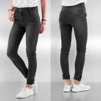 Just Rhyse High Waist Skinny Jeans Grey