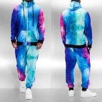 Just Rhyse Infinitely II Sweat Suit Blue Galaxy