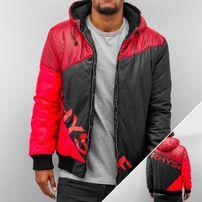 Just Rhyse Leo Cross Winter Jacket Red/Black