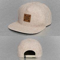Just Rhyse Logo Snapback Cap Khaki