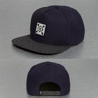 Just Rhyse Logo Snapback Cap Navy