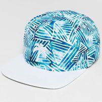 Just Rhyse / Snapback Cap Alcata in blue