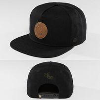 Just Rhyse / Snapback Cap Gakona Starter in black