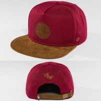 Just Rhyse / Snapback Cap Northway Starter in red