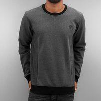 Just Rhyse Styless Sweatshirt Dark Grey Melange