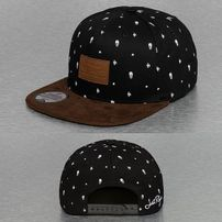 Just Rhyse The Company Snapback Cap Black