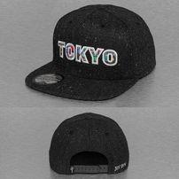 Just Rhyse Tokyo Cap Black