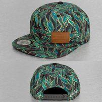 Just Rhyse Tropical Snapback Cap Green