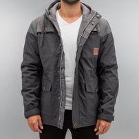 Just Rhyse Warin Jacket Grey/Black