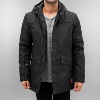 Just Rhyse Winter Parka Black