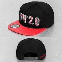 Just Rhyse WTF 2.0 Snapback Cap Black