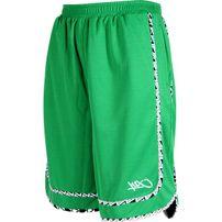 K1X Tribe Reversible Shorts Boston Green