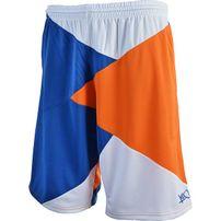 K1X Zaggamuffin Shorts Blue Orange Yellow