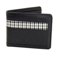 Karl Kani Everyday Kasuals Wallet Black