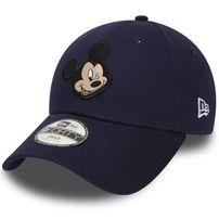 Kids New Era 9Forty Child Disney Patch Mickey Mouse Navy