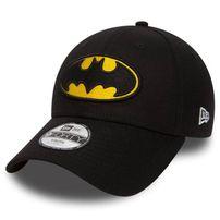 Kids New Era 9Forty Child Essential Batman Black Yellow