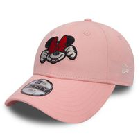 Kids New Era 9Forty CHILD Minnie Mouse Disney Expression Pink
