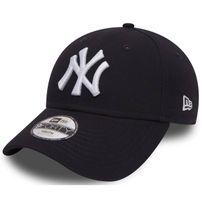 Kids New Era 9Forty Youth Adjustable MLB League NY Yankees Navy White