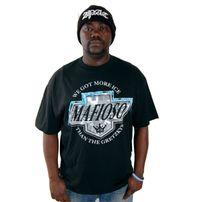 Mafioso Clothing Icey Tee Black