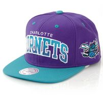 Mitchell & Ness Arch Gradient Charlotte Hornets Snapback