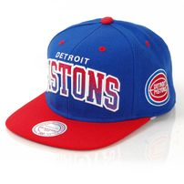 Mitchell & Ness Arch Gradient Detroit Pistons Snapback